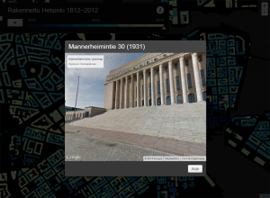 Rakennettu Helsinki 1812 - 2012
